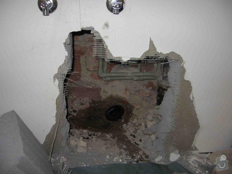 Rekonstrukce koupelny a části kuchyně: IMG_5674