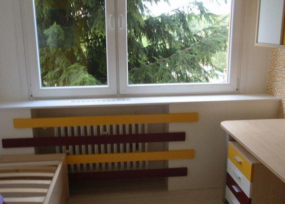 Rekonstrukce dětského pokoje