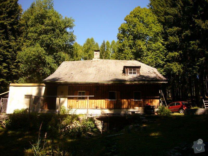 Oprava/rekonstrukce eternitové střechy: 02