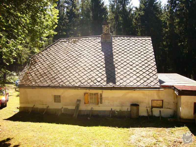 Oprava/rekonstrukce eternitové střechy: 03