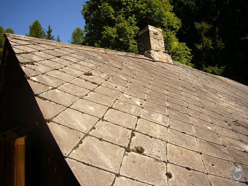 Oprava/rekonstrukce eternitové střechy: 04