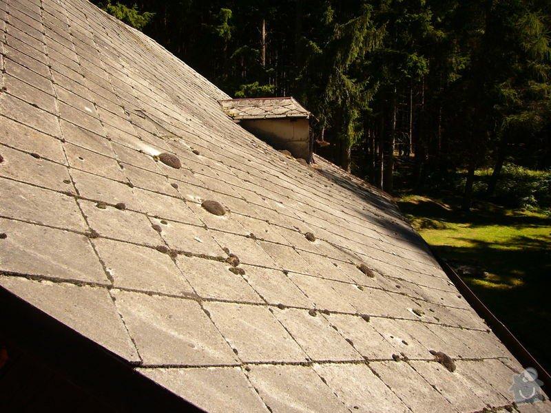 Oprava/rekonstrukce eternitové střechy: 05