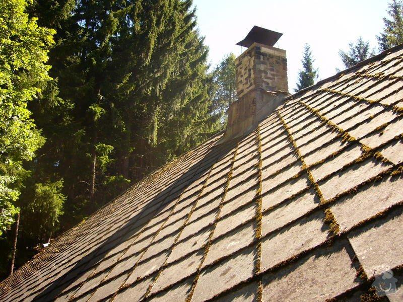 Oprava/rekonstrukce eternitové střechy: 06