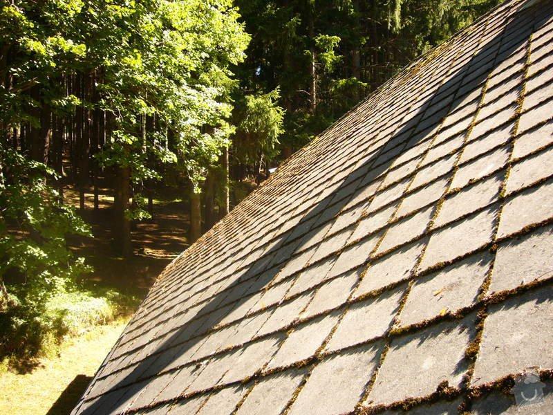 Oprava/rekonstrukce eternitové střechy: 07