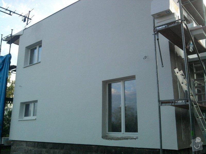Dodělání zateplení + akryl fasáda 280 m2: Fotografie0469