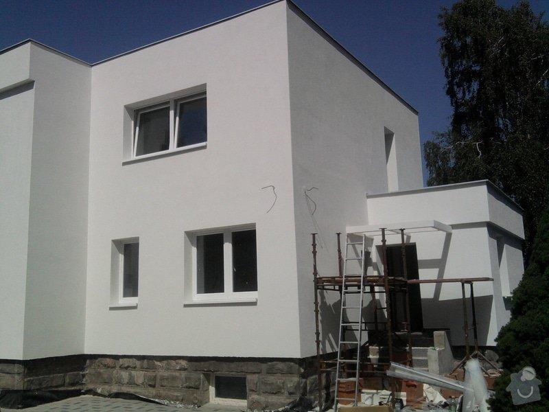 Dodělání zateplení + akryl fasáda 280 m2: Fotografie0489