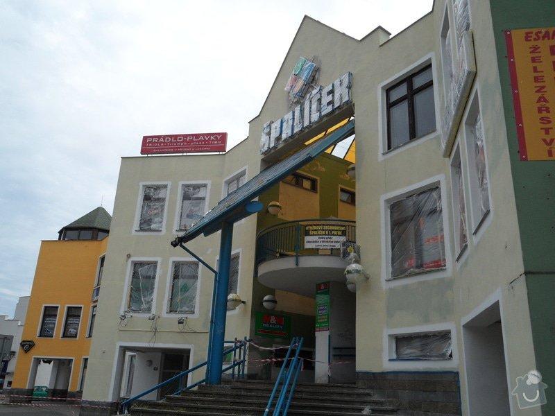 OC Špalíček - 2.etapa fasády: SAM_3190