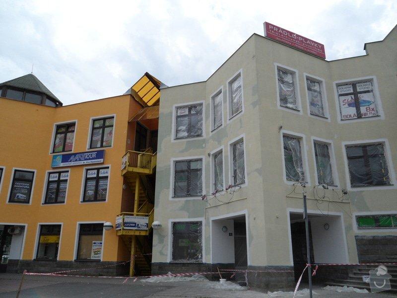OC Špalíček - 2.etapa fasády: SAM_3197