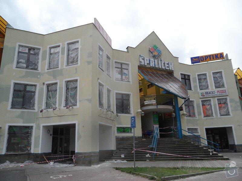 OC Špalíček - 2.etapa fasády: SAM_3198