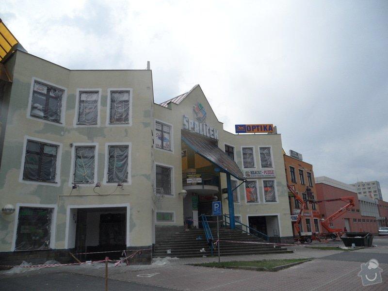 OC Špalíček - 2.etapa fasády: SAM_3199
