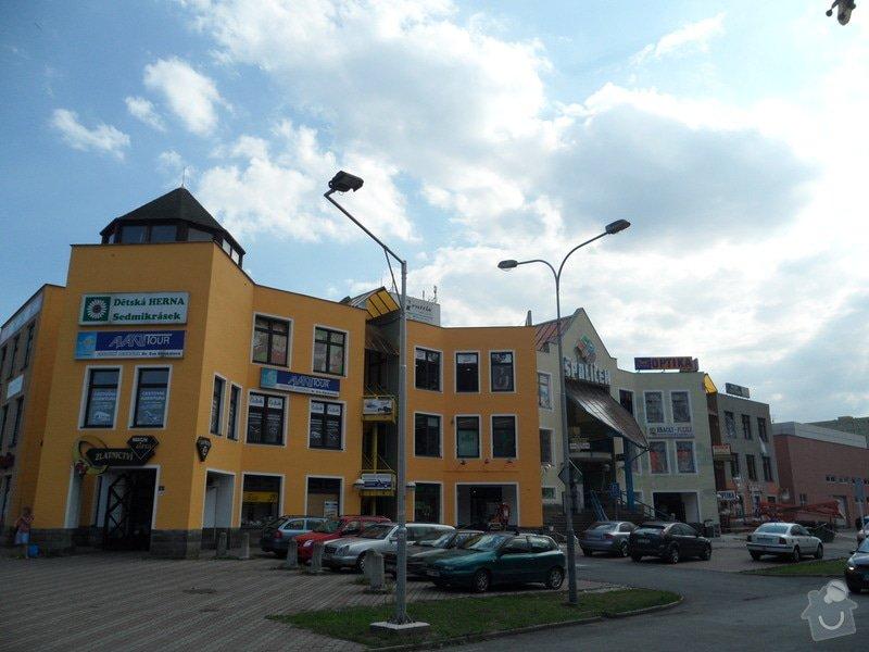 OC Špalíček - 2.etapa fasády: SAM_3204
