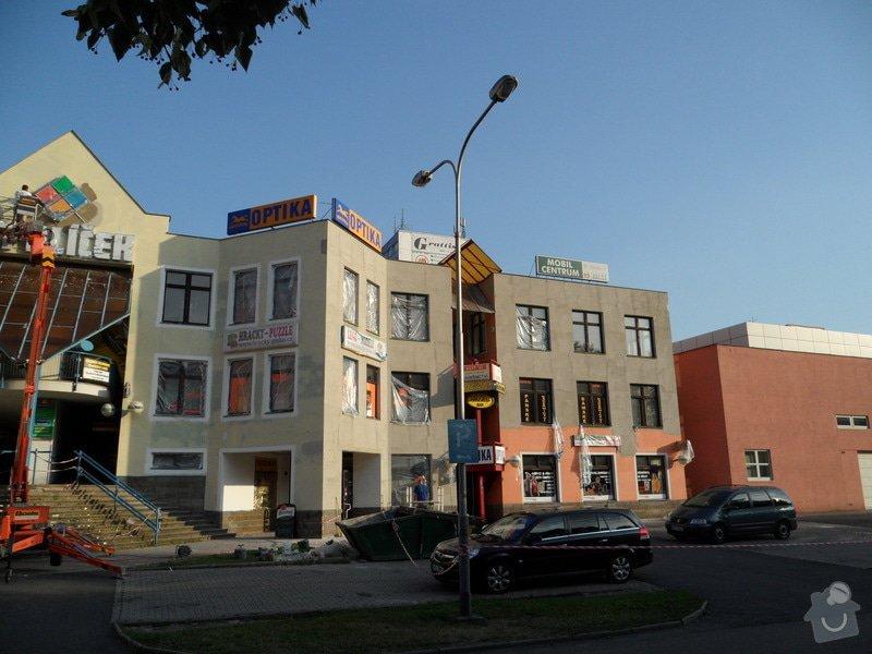 OC Špalíček - 2.etapa fasády: SAM_3212