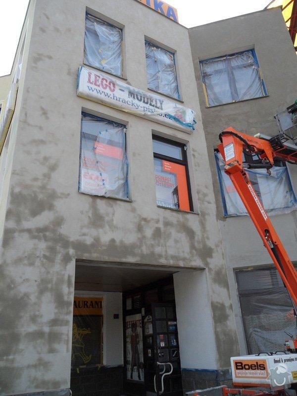 OC Špalíček - 2.etapa fasády: SAM_3213