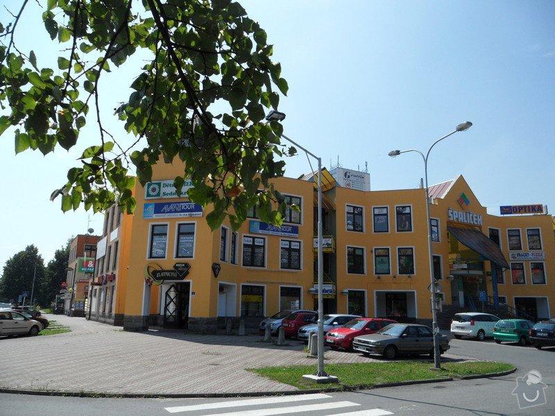 OC Špalíček - 2.etapa fasády: SAM_3253
