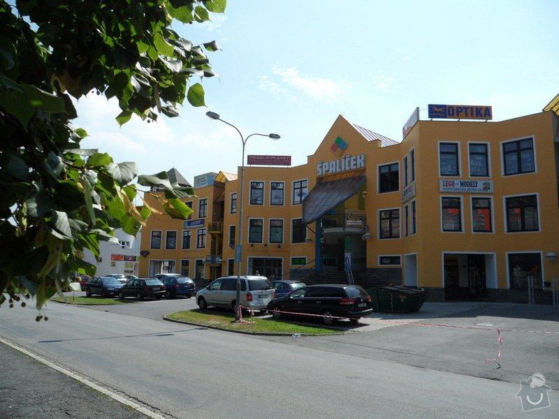 OC Špalíček - 2.etapa fasády: SAM_3255