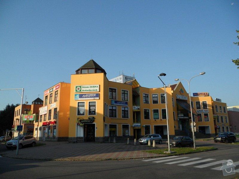 OC Špalíček - 2.etapa fasády: SAM_3261