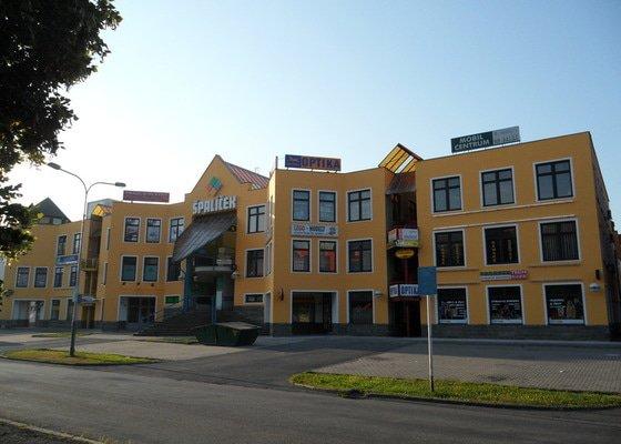 OC Špalíček - 2.etapa fasády