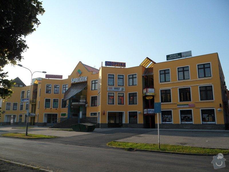 OC Špalíček - 2.etapa fasády: SAM_3802