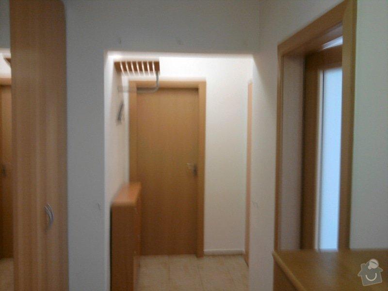 Malování panelového bytu 3+kk na bílo: Fotografie0107