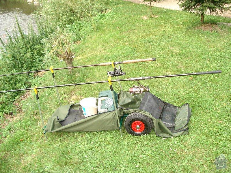 Výrobu vozíku z trubek na zakázku: vozik_dobry