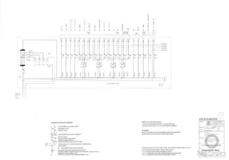 Elektroinstalace rodinneho domu: 00000001558_Zloukovice_Projekt_Elektro_5_RozvadecRD2_Hlavni