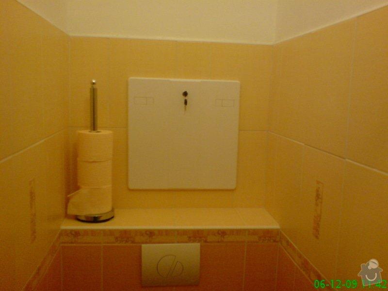 Rekonstrukce bytového jádra,koupelny,WC: DSC00015