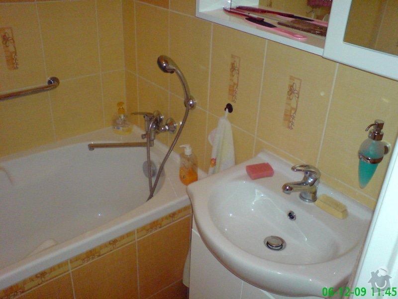 Rekonstrukce bytového jádra,koupelny,WC: DSC00016