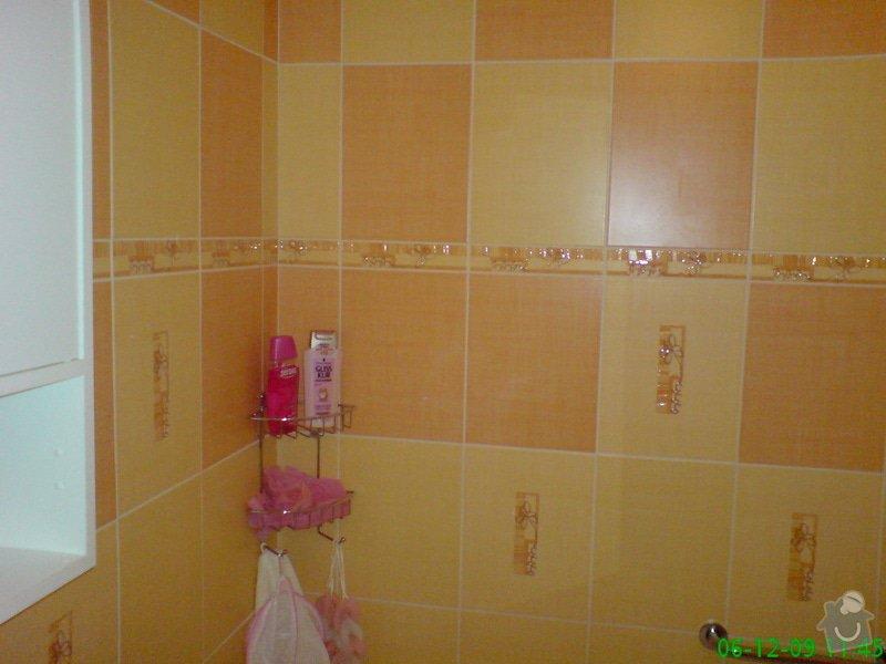 Rekonstrukce bytového jádra,koupelny,WC: DSC00017