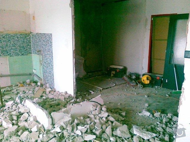 Rekonstrukce části bytu a bytového jádra: 19062012317