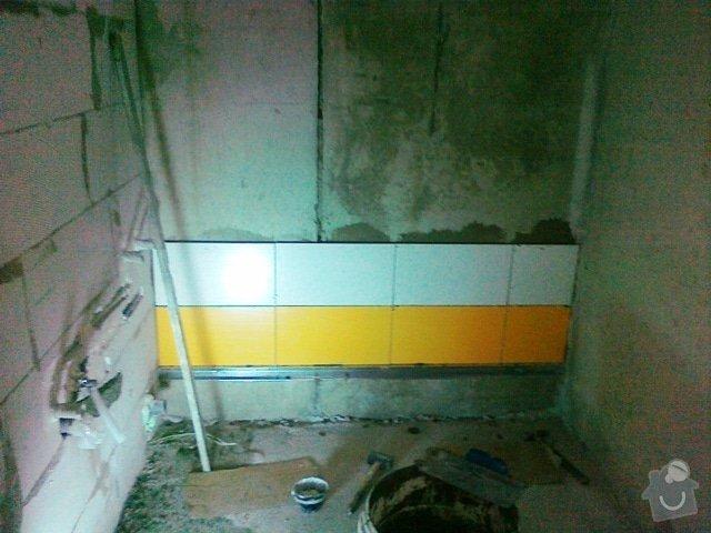 Rekonstrukce části bytu a bytového jádra: 22062012324