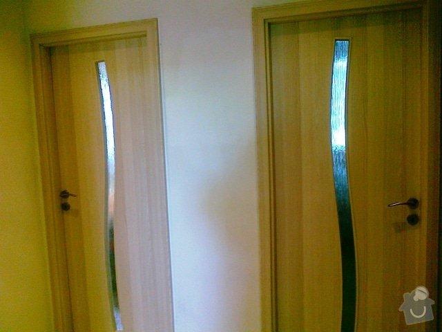 Rekonstrukce části bytu a bytového jádra: 17082012482