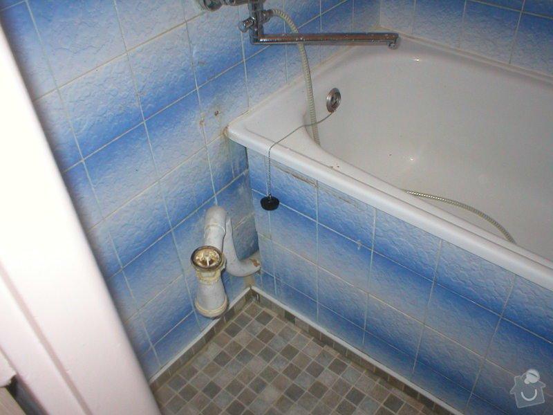 Úprava byt.jádra ve zděném domě: P1010004