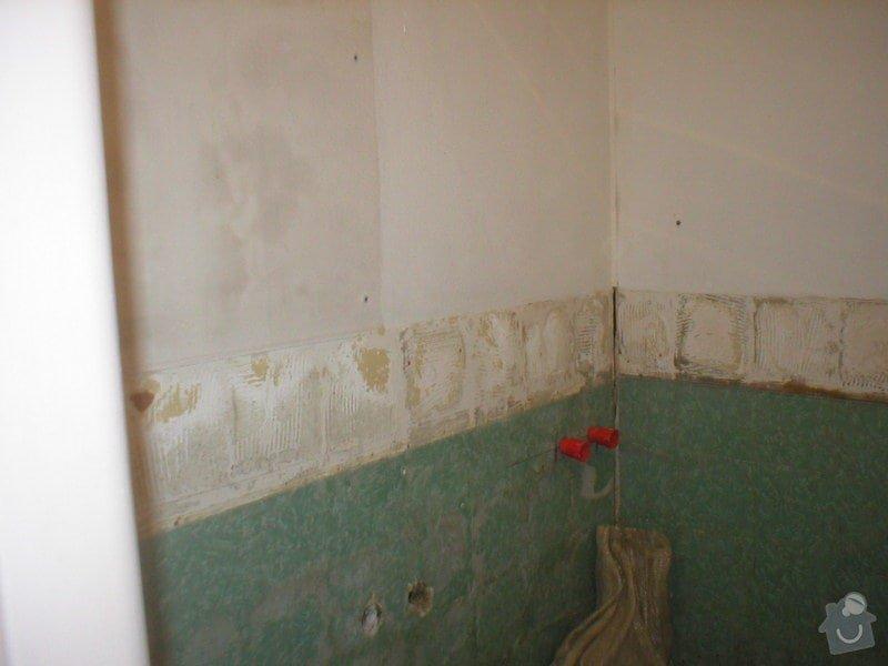 Úprava byt.jádra ve zděném domě: P1010011