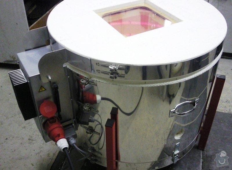 Prodej a úpravy pece dle požadavků vývojové zkušebny.: Fotografie1595
