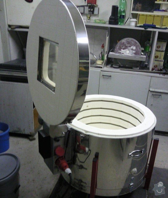Prodej a úpravy pece dle požadavků vývojové zkušebny.: Fotografie1620