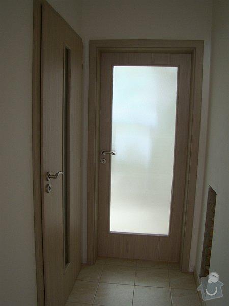 Dodávka dveří a obkladové schodiště: DSC01045-005