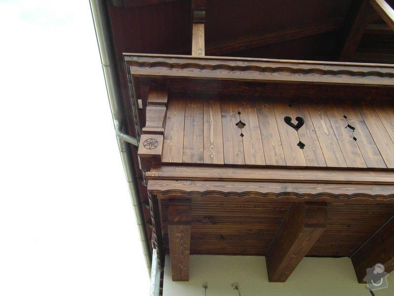 Konstrukce balkónu a zábradlí: SAM_1301