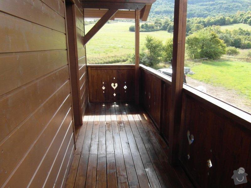 Konstrukce balkónu a zábradlí: SAM_1295
