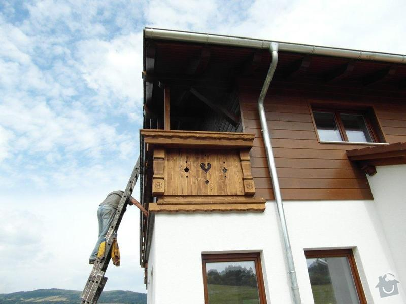 Konstrukce balkónu a zábradlí: SAM_1296