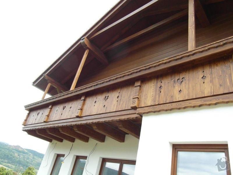 Konstrukce balkónu a zábradlí: SAM_1297