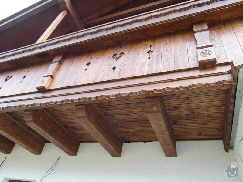 Konstrukce balkónu a zábradlí: SAM_1298