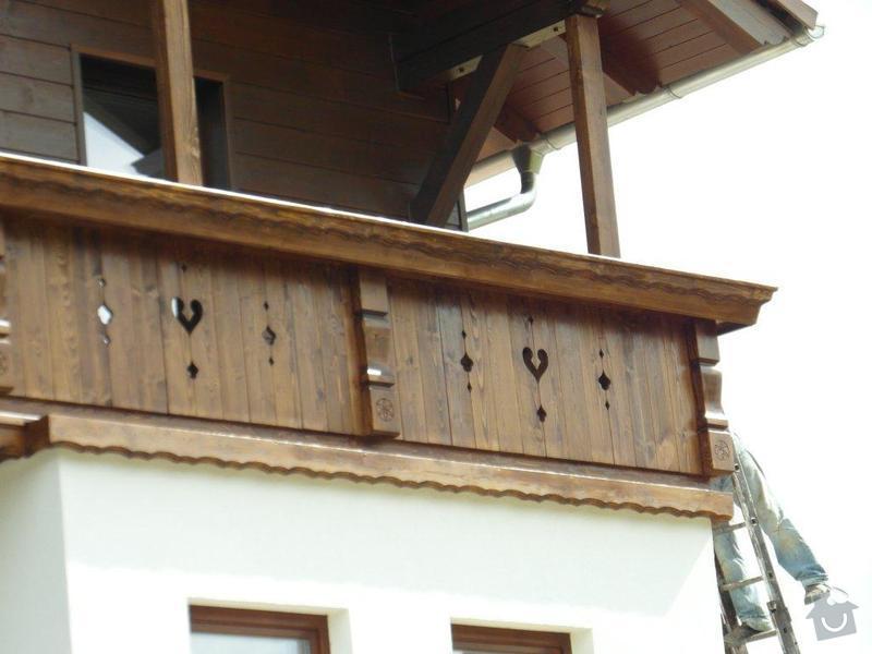 Konstrukce balkónu a zábradlí: SAM_1304
