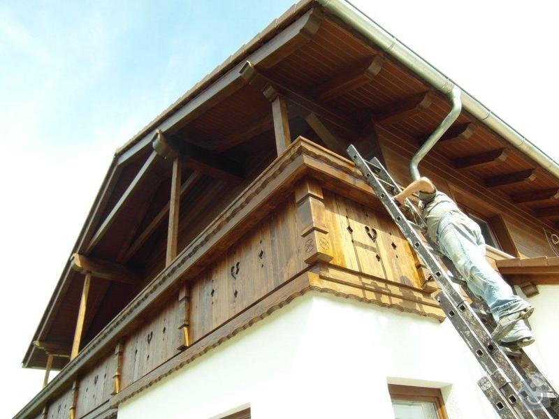 Konstrukce balkónu a zábradlí: SAM_1308