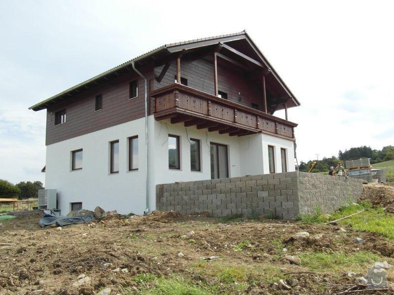 Konstrukce balkónu a zábradlí: SAM_1314