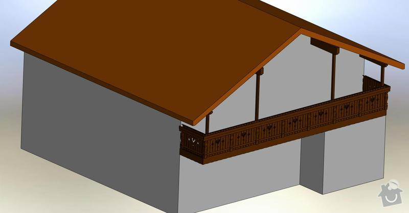 Konstrukce balkónu a zábradlí: dum_sestava
