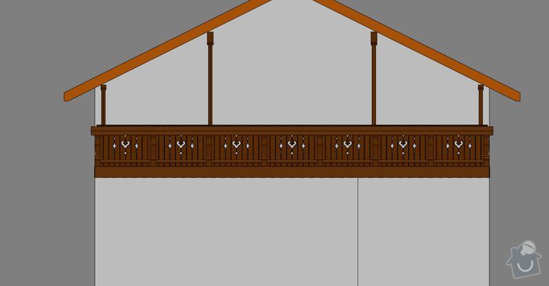 Konstrukce balkónu a zábradlí: dum_sestava3