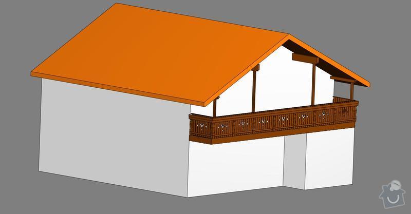 Konstrukce balkónu a zábradlí: dum_sestava8