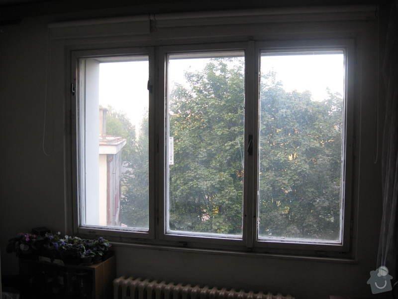 Výměna oken v bytě za plastová: foto_1