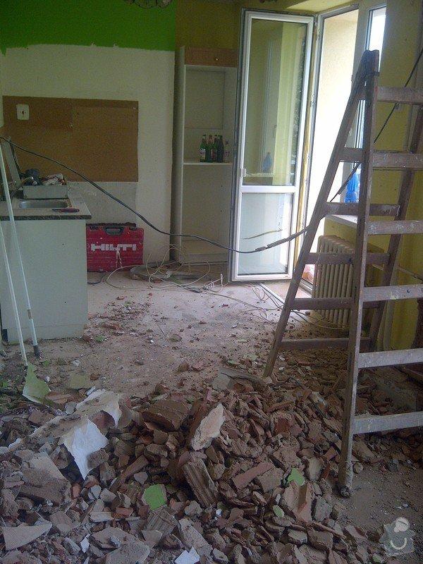 Celková rekonstrukce bytu 2+1: IMG-20120612-02211
