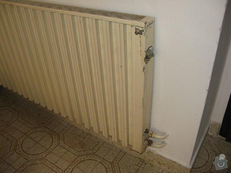Výměna radiátorů v RD: IMG_4838